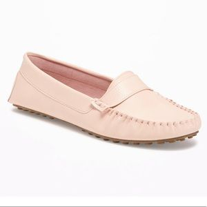 Baby Pink Loafers